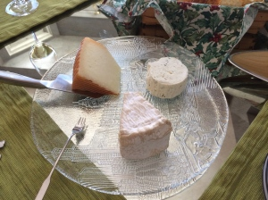 Xmas Eve Lunch - Le Delice de Bourgogne