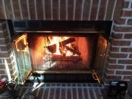 Christmas Eve fire